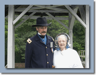 "General Slocum and ""Mom"""